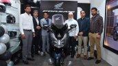 Honda Forza 300 India Delivery A0c2