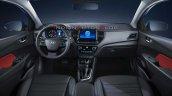 Ru 2020 Hyundai Verna Facelift Interior Df63