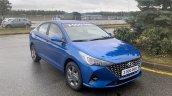 2020 Hyundai Verna Exterior Front End 2