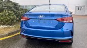 2020 Hyundai Verna Exterior Tail Section 3