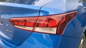 2020 Hyundai Verna Exterior Tail Section Lights 2