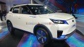 Mahindra E Xuv300 Concept Front Three Quarters Aut