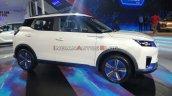 Mahindra E Xuv300 Concept Right Side Auto Expo 202