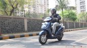 Honda Activa 6g Review Images Action Shot 2