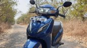 Honda Activa 6g Review Images Front 3