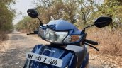 Honda Activa 6g Review Images Front Apron