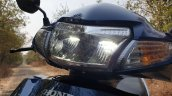 Honda Activa 6g Review Images Headlight