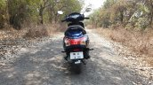 Honda Activa 6g Review Images Rear