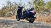 Honda Activa 6g Review Images Rear Three Quarters