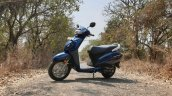 Honda Activa 6g Review Images Side View 1