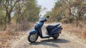 Honda Activa 6g Review Images Side View 2