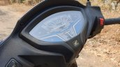 Honda Activa 6g Review Images Speedo Cluster