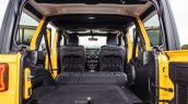 Jeep Wrangler Rubicon 5 Door Boot