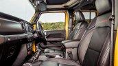 Jeep Wrangler Rubicon 5 Door Front Seats D5b0