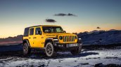 Jeep Wrangler Rubicon 5 Door Front Three Quarters