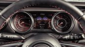 Jeep Wrangler Rubicon 5 Door Instrument Cluster