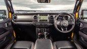 Jeep Wrangler Rubicon 5 Door Interior Dashboard 55