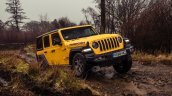 Jeep Wrangler Rubicon 5 Door Off Roading Front Thr