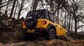 Jeep Wrangler Rubicon 5 Door Off Roading Rear Thre
