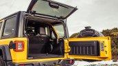 Jeep Wrangler Rubicon 5 Door Rear Door 1be6