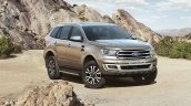 Bs Vi 2020 Ford Endeavour Front Three Quarters