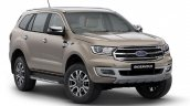 Bs Vi 2020 Ford Endeavour With Led Headlamps C573