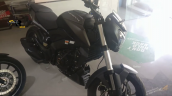 Bs Vi Bajaj Dominar 400 Front Three Quarters Left