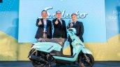 Suzuki Saluto 125 Launch