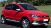 2015 Vw Crossfox Front Quarter