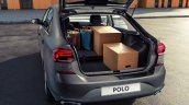 2020 Vw Vento Russia Boot
