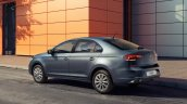 2020 Vw Vento Russia Rear Three Quarters