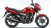 Bs Vi Honda Unicorn Left Side Profile Cf40