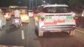 White 2020 Hyundai Creta Spy Shot