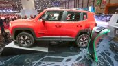 Jeep Renegade 4xe Plug Hybrid Charging