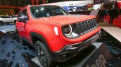 Jeep Renegade 4xe Plug Hybrid Front Three Quarters