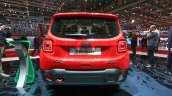 Jeep Renegade 4xe Plug Hybrid Rear