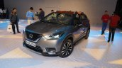 Nissan Kicks India Launch Event Front Three Quarte