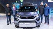 Tata Hbx Concept Front Auto Expo 2020