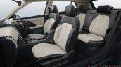 2020 Hyundai Creta Cabin Seats
