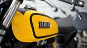 Modified Yamaha Fz Fuel Tank