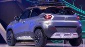 Tata Hbx Concept Rear Three Quarters Auto Expo 202