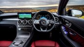 2020 Mercedes Glc Coupe Facelift Dashboard Driver