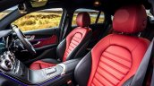 2020 Mercedes Glc Coupe Facelift Front Seats