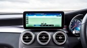 2020 Mercedes Glc Coupe Facelift Infotainment Syst