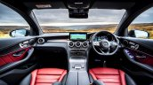 2020 Mercedes Glc Coupe Facelift Interior Dashboar