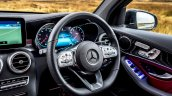 2020 Mercedes Glc Coupe Facelift Steering Wheel