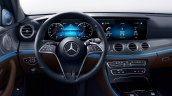 2021 Mercedes E Class Facelift Dashboard Driver Si