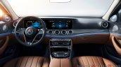 2021 Mercedes E Class Facelift Interior Dashboard