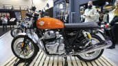 Royal Enfield Interceptor 650 Left Side Profile