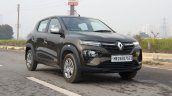 2019 Renault Kwid Review Images Front Three Quarte